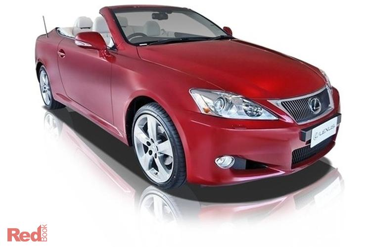 2012 Lexus IS250 C Sports Luxury GSE20R
