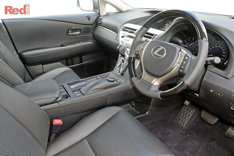 2012 Lexus RX RX350 Sports Luxury GGL15R