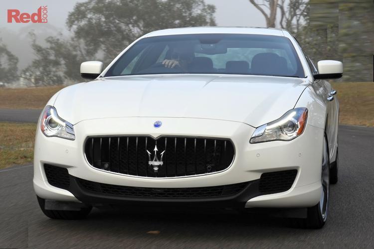2014 Maserati Quattroporte S M156 MY14