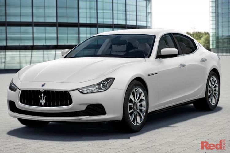 2016 Maserati Ghibli M157 MY16