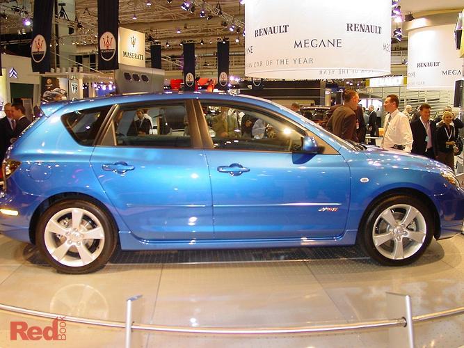 2005 Mazda 3 SP23 BK Series 1