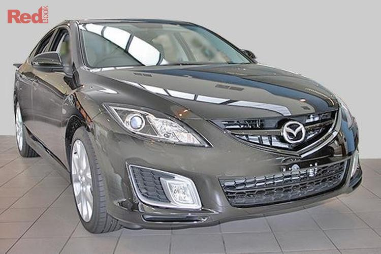 2008 Mazda 6 Luxury Sports GH Series 1