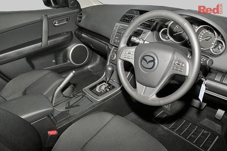 2009 Mazda 6 Classic GH Series 1 MY09