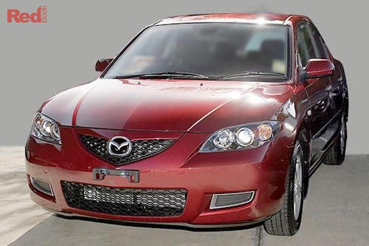 2009 Mazda 3 NEO Sport BK Series 2 MY08