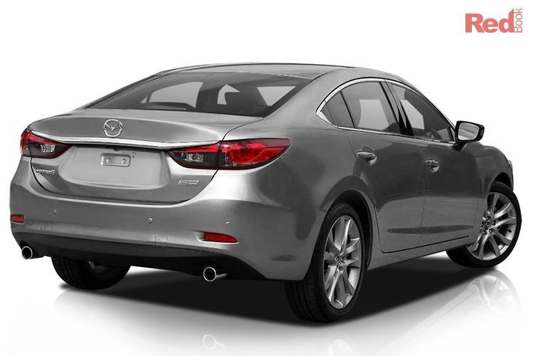 2012 Mazda 6 GT GJ