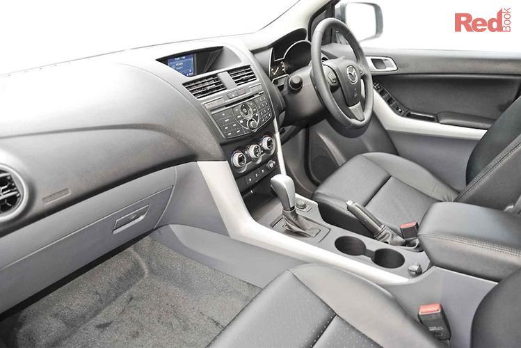 2013 Mazda BT-50 GT UP