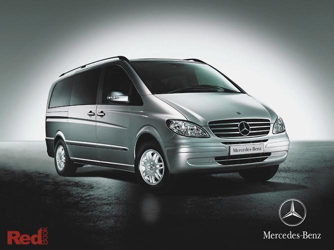 2005 Mercedes-Benz Viano Trend 639