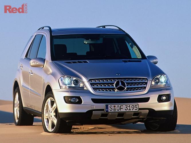 2008 Mercedes-Benz ML320 CDI Luxury W164 MY08
