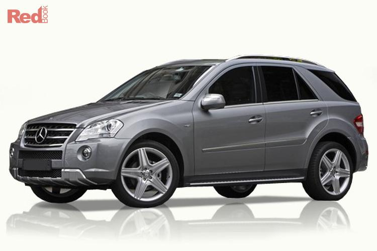 2011 Mercedes-Benz M-Class ML350 CDI Blueefficiency AMG Sports W164 MY10 4X4 Constant