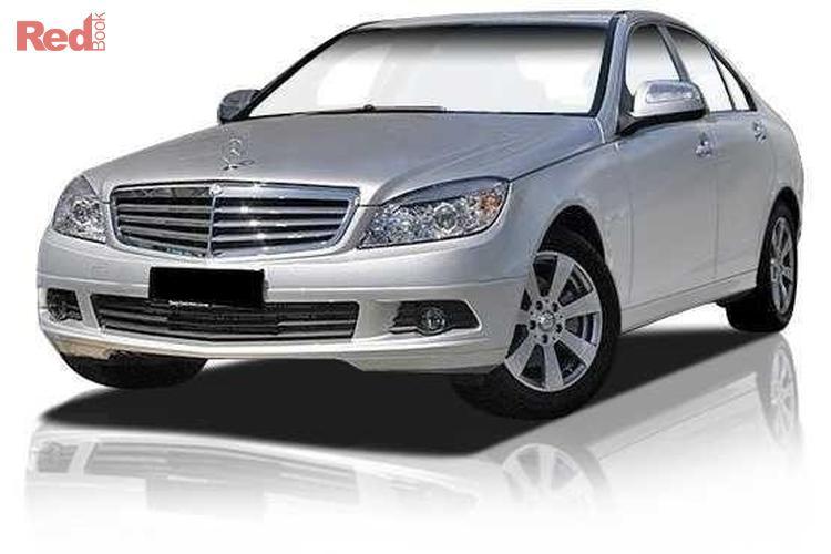 2007 Mercedes-Benz C220 CDI Classic W204