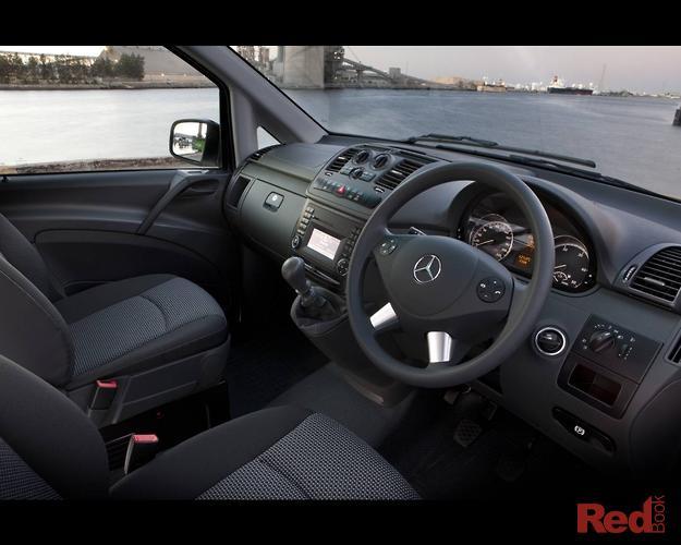 2014 Mercedes-Benz Vito 113CDI 639