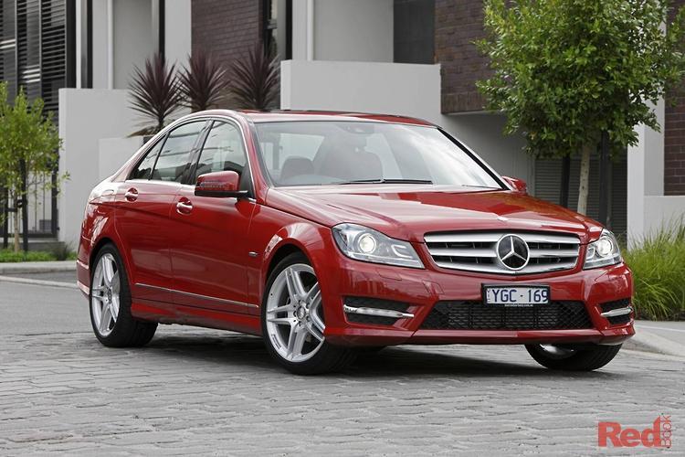 2011 Mercedes-Benz C-Class C250 Blueefficiency Avantgarde W204 MY11