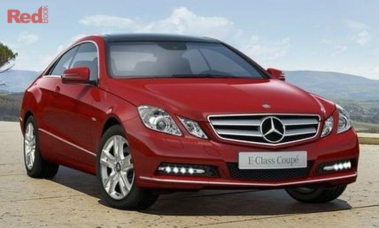 2011 Mercedes-Benz E250 Blueefficiency Elegance C207 MY12