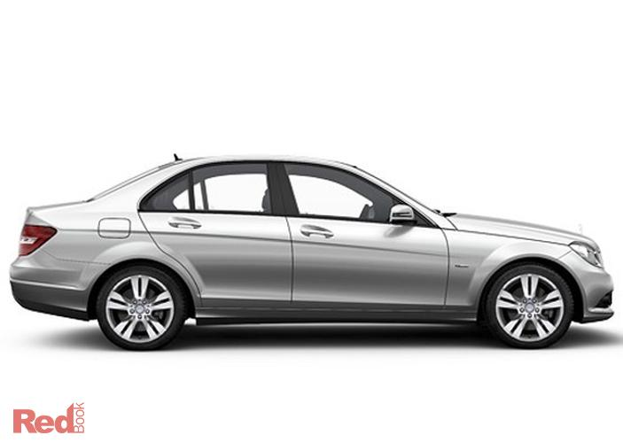 2012 Mercedes-Benz C-Class C200 CDI Blueefficiency W204 MY12