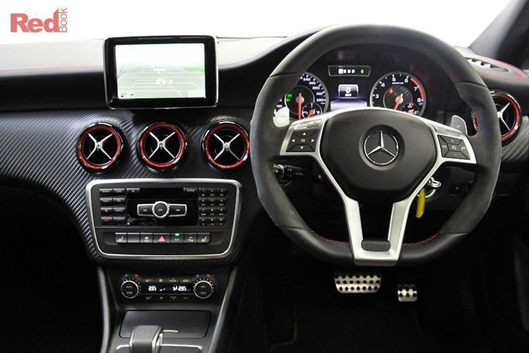 2014 Mercedes-Benz A-Class A45 AMG W176 Four Wheel Drive