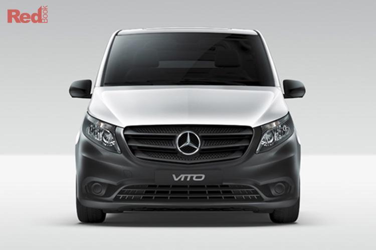 2016 Mercedes-Benz Vito 119BLUETEC 447