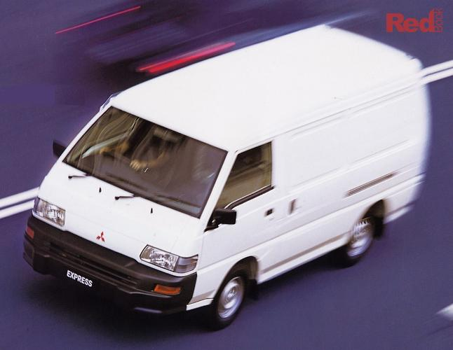 2005 Mitsubishi Express SJ MY05