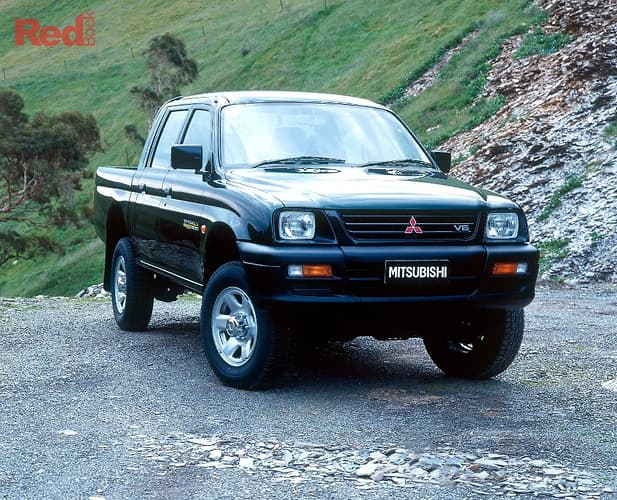 2000 Mitsubishi Triton GLX MK