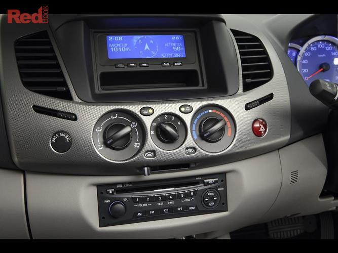 2007 Mitsubishi Triton GLX-R ML MY07