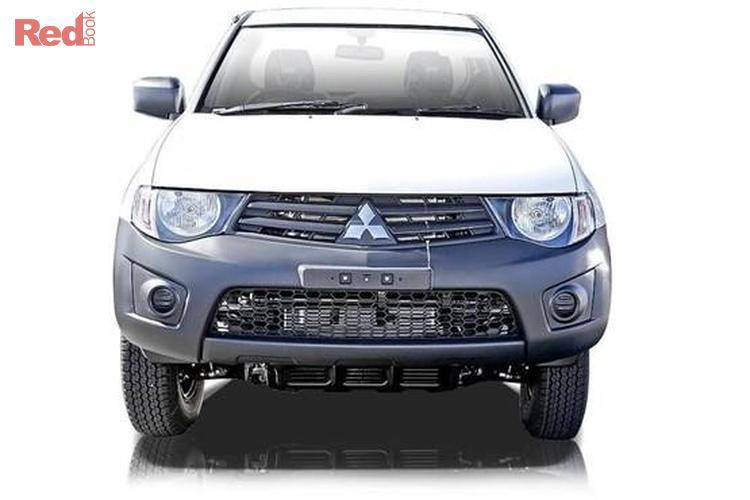 2011 Mitsubishi Triton GL MN MY11