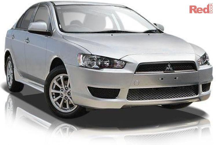2010 Mitsubishi Lancer Activ CJ MY10