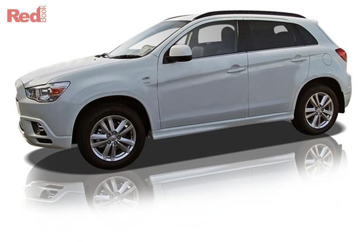 2012 Mitsubishi ASX Aspire XA MY12