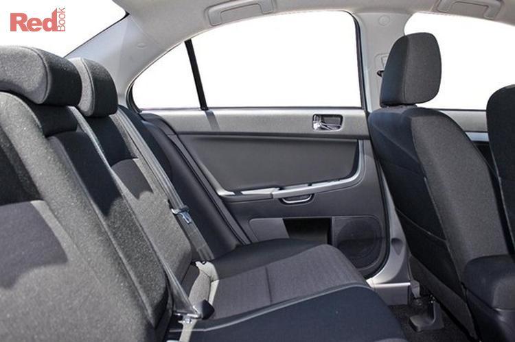 2013 Mitsubishi Lancer ES CJ MY13