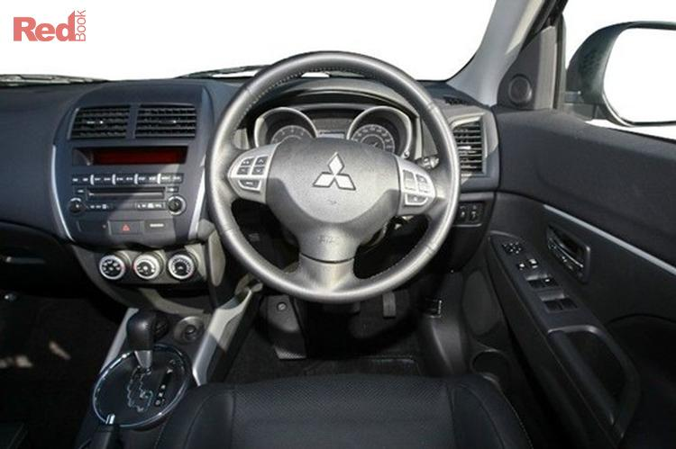 2011 Mitsubishi ASX 2WD XA MY11