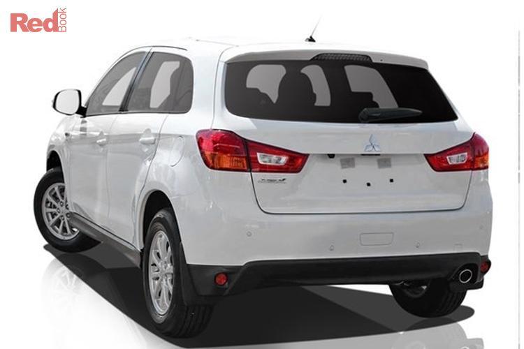 2013 Mitsubishi ASX  XB MY13