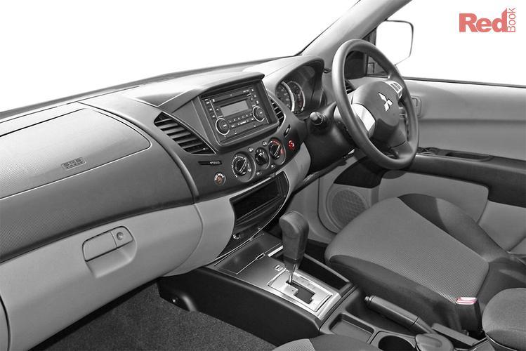 2013 Mitsubishi Triton GLX MN MY13