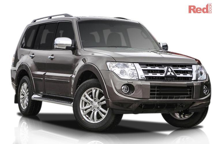 2014 Mitsubishi Pajero Exceed NW MY14