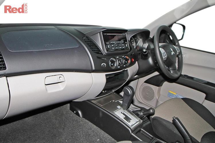 2014 Mitsubishi Triton GLX MN MY15
