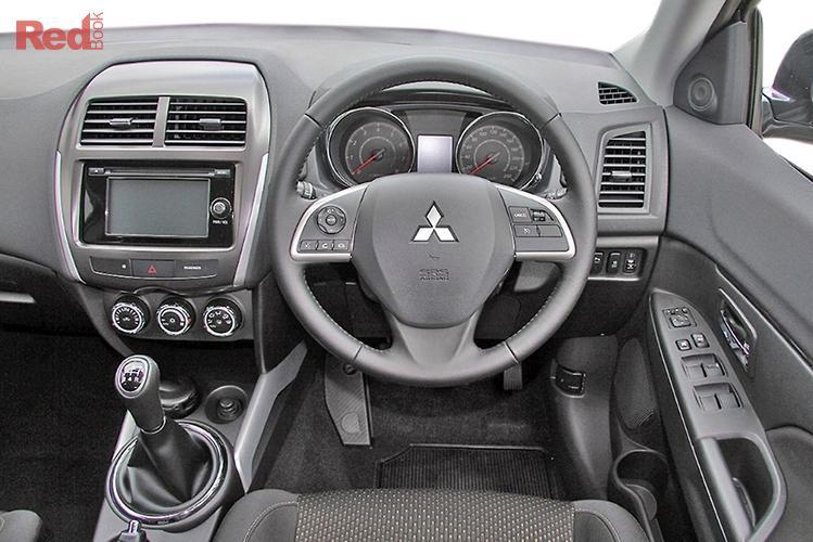 2014 Mitsubishi ASX 2WD XB MY14