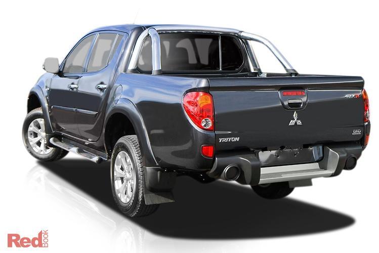 2015 Mitsubishi Triton GLX-R MN MY15