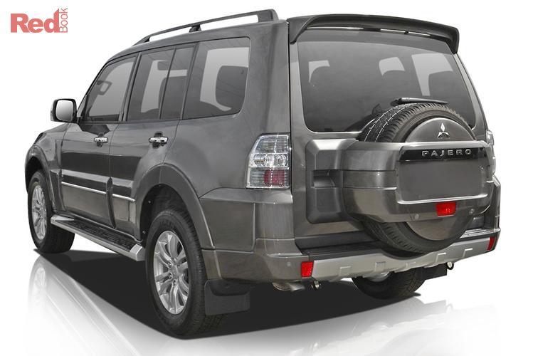 2013 Mitsubishi Pajero Exceed NW MY14