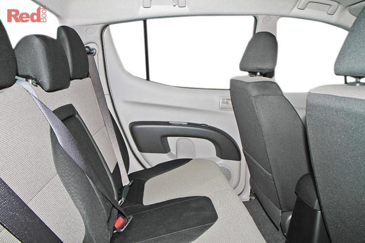 2015 Mitsubishi Triton GLX MN MY15