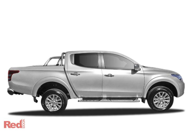2016 Mitsubishi Triton GLS MQ MY16