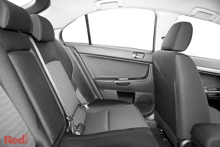 2012 Mitsubishi Lancer ES CJ MY13