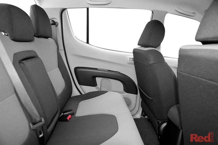 2012 Mitsubishi Triton GLX MN MY12