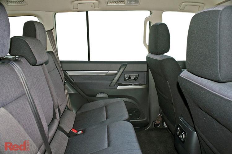 2013 Mitsubishi Pajero GLX-R NW MY14