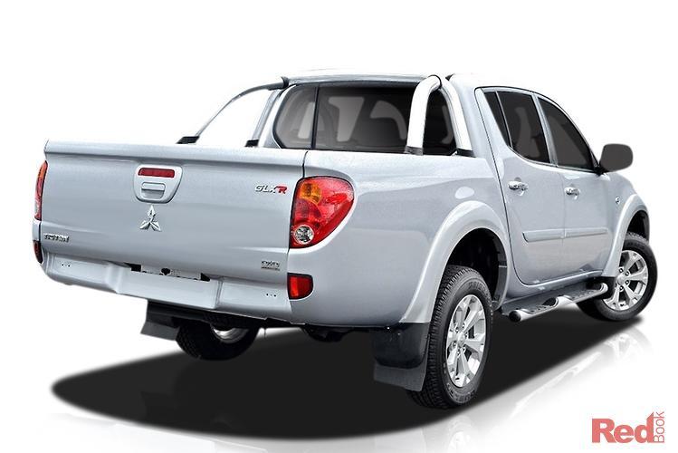 2013 Mitsubishi Triton GLX-R MN MY13