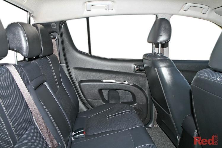 2014 Mitsubishi Triton GLX-R Warrior MN MY15 4X4 Dual Range