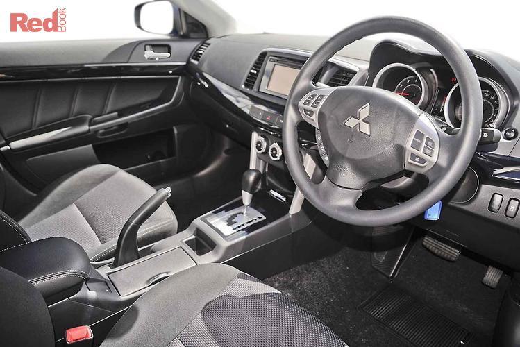 2017 Mitsubishi Lancer ES Sport CF MY17
