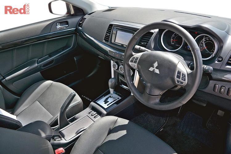 2016 Mitsubishi Lancer LS CF MY16