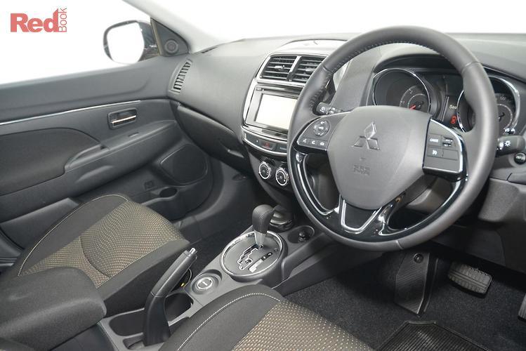 2015 Mitsubishi ASX LS XB MY15.5 4X4 Constant