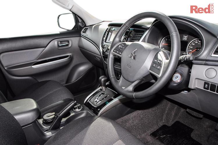 2015 Mitsubishi Triton Exceed MQ MY16