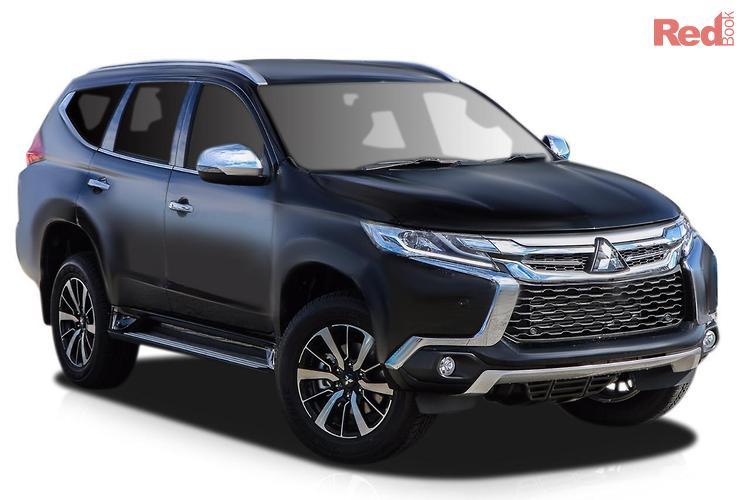 2016 Mitsubishi Pajero Sport Exceed QE MY16