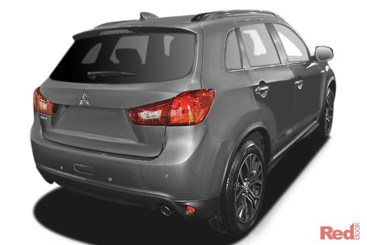 2016 Mitsubishi ASX LS XC MY17