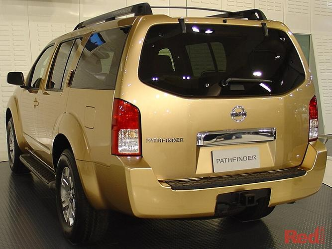 2005 Nissan Pathfinder ST-L R51 4X4 Dual Range