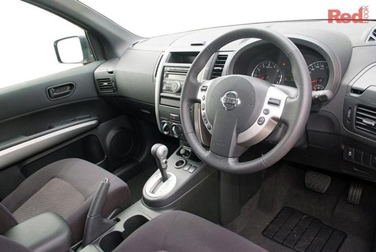 2011 Nissan X-Trail ST T31 Series IV
